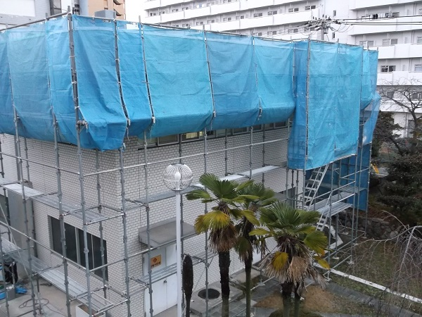 企業H 外壁改修工事イメージ04