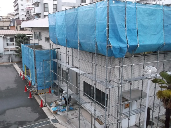 企業H 外壁改修工事イメージ05