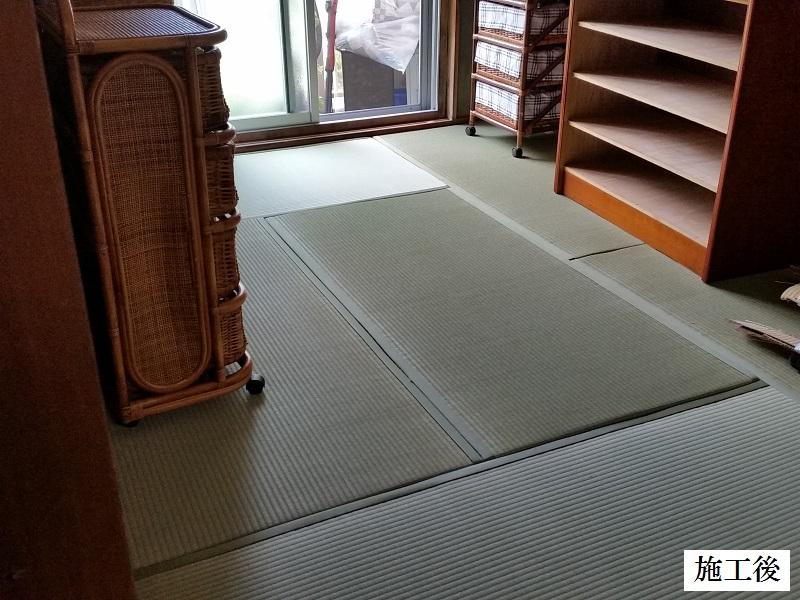 宝塚市 壁クロスの貼り替え・畳の表替え 内装工事イメージ02