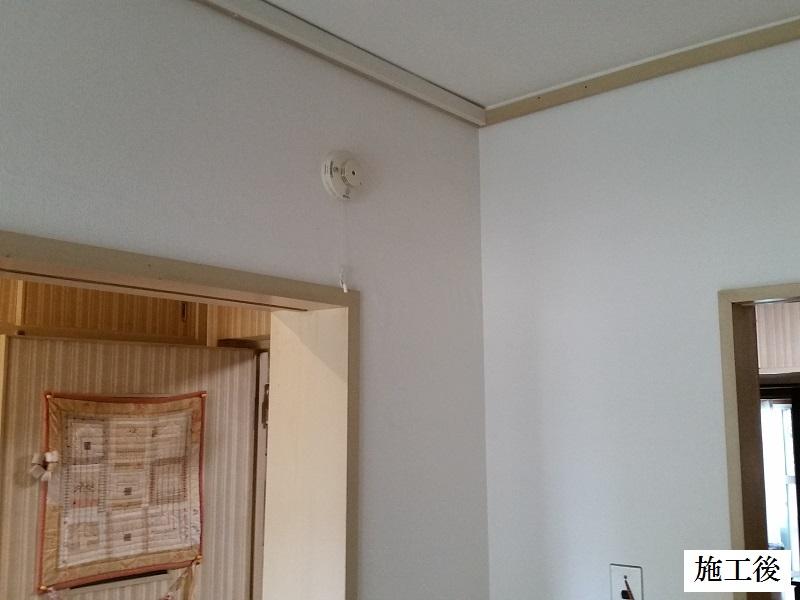 宝塚市 壁クロスの貼り替え・畳の表替え 内装工事イメージ01