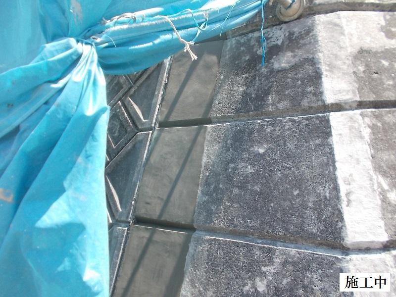 神戸市 マンション 擁壁修繕工事イメージ06