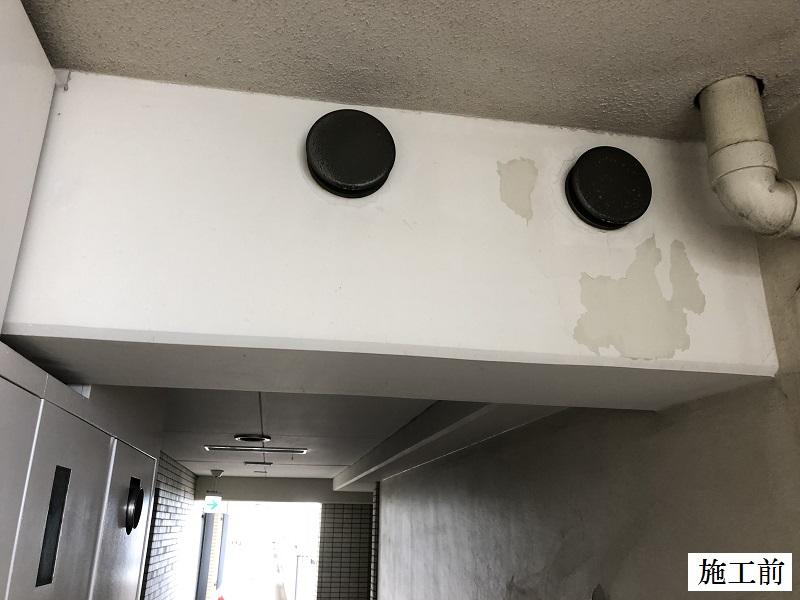 宝塚市 マンション 塗装剥がれ修繕イメージ02