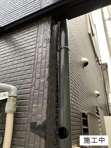 西宮市 テラス 屋根設置工事イメージ05
