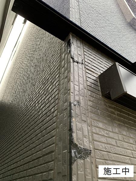 西宮市 テラス 屋根設置工事イメージ07