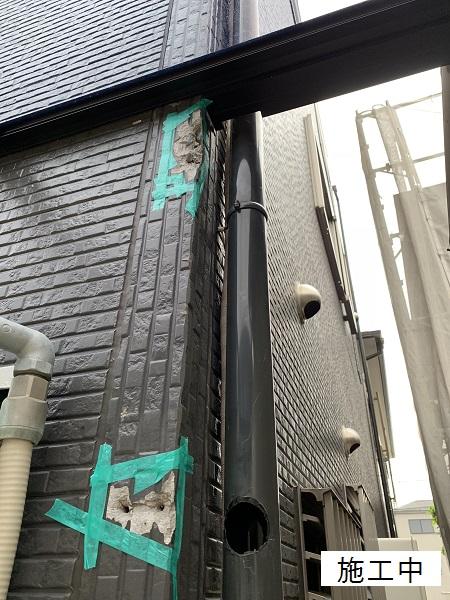 西宮市 テラス 屋根設置工事イメージ04
