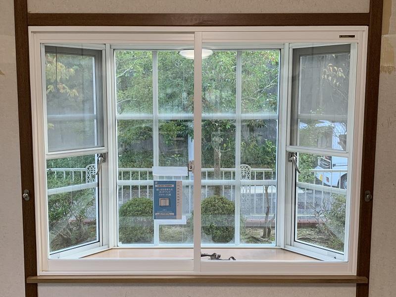 西宮市 内窓設置工事イメージ01
