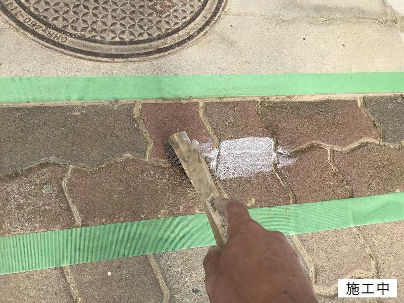 宝塚市 市立小学校 玄関前段差修繕イメージ03