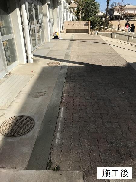 宝塚市 市立小学校 玄関前段差修繕イメージ05