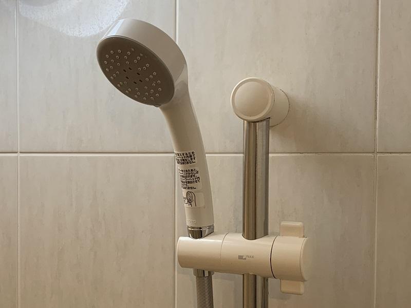 宝塚市 浴室シャワー水栓金具取替工事イメージ02