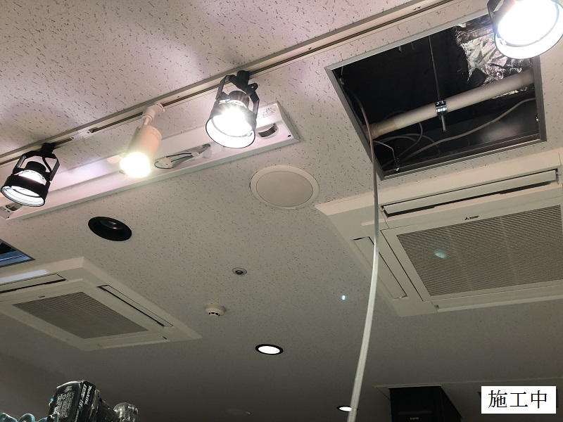 宝塚市 公共施設 LED照明増設工事イメージ06