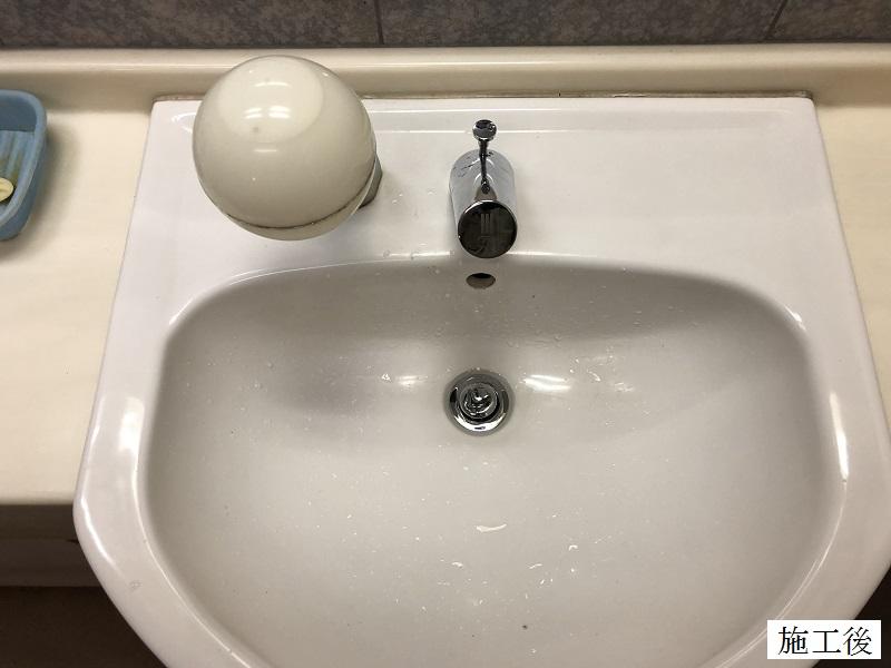 宝塚市 公共施設 自動水栓修繕イメージ01