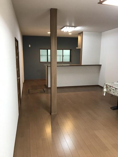 宝塚市 個人邸 内装リフォーム工事イメージ02