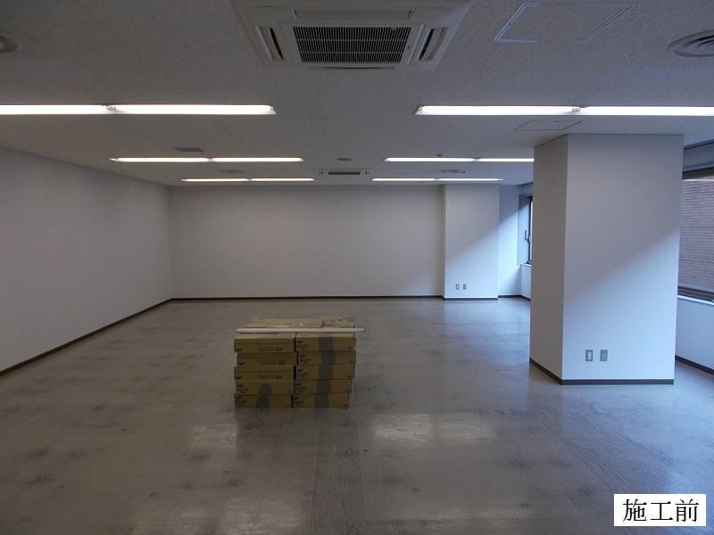 宝塚市 施設 間仕切設置工事イメージ01