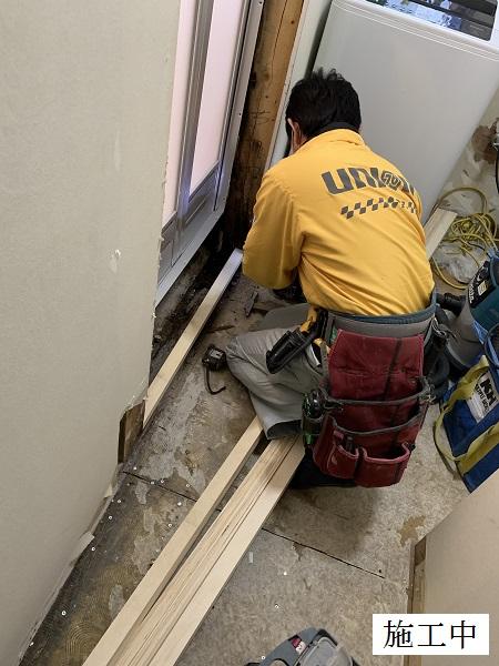 尼崎市 個人邸 浴室改装工事イメージ08