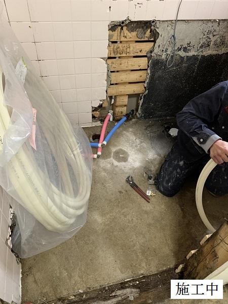 尼崎市 個人邸 浴室改装工事イメージ06