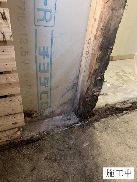 尼崎市 個人邸 浴室改装工事イメージ04