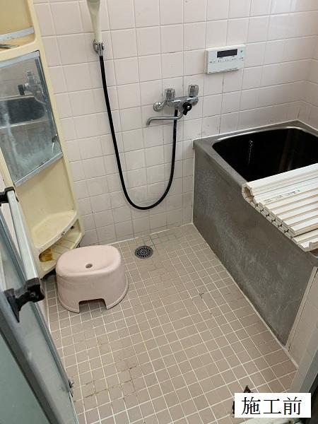 尼崎市 個人邸 浴室改装工事イメージ02