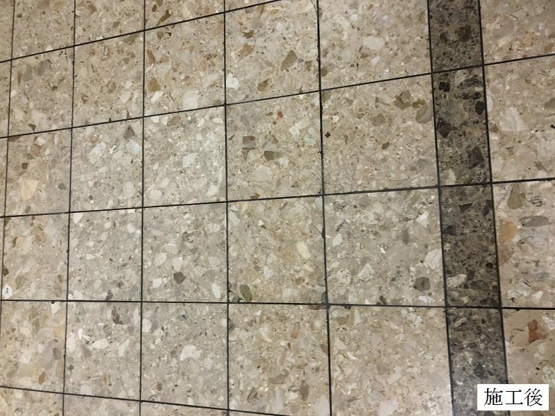 宝塚市 商業施設 第一棟石材修繕工事イメージ01