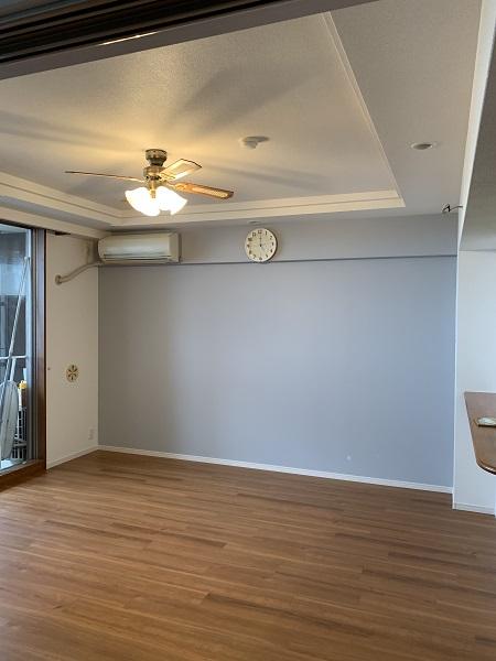 宝塚市 個人邸 内装リフォーム工事イメージ01