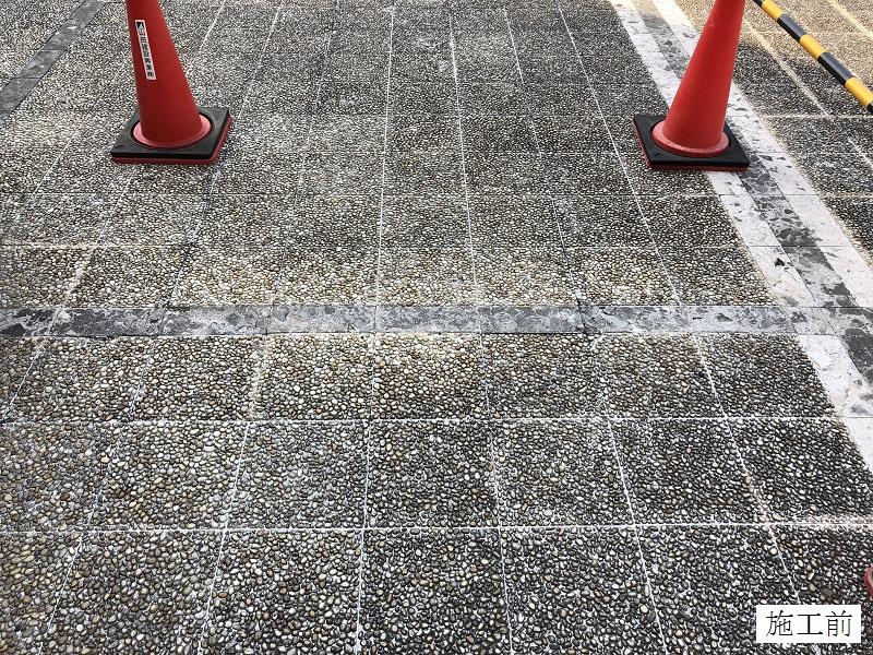 宝塚市 外部床タイル浮き修繕イメージ02