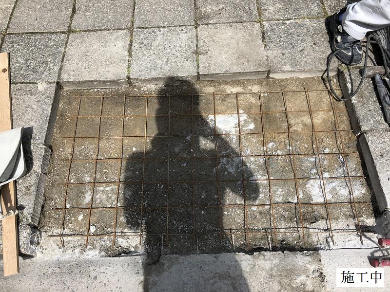 神戸市 集合住宅 段差解消修繕工事イメージ05
