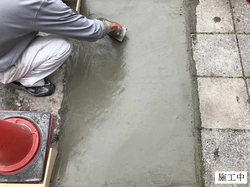 神戸市 集合住宅 段差解消修繕工事イメージ08
