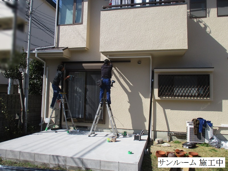 神戸市東灘区 個人邸 改築工事イメージ07