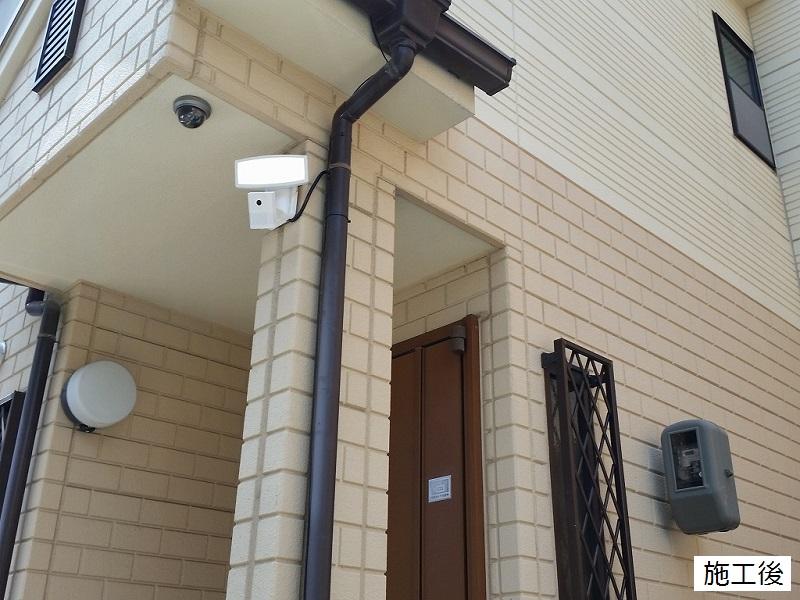 西宮市 個人邸 外部コンセント増設イメージ02