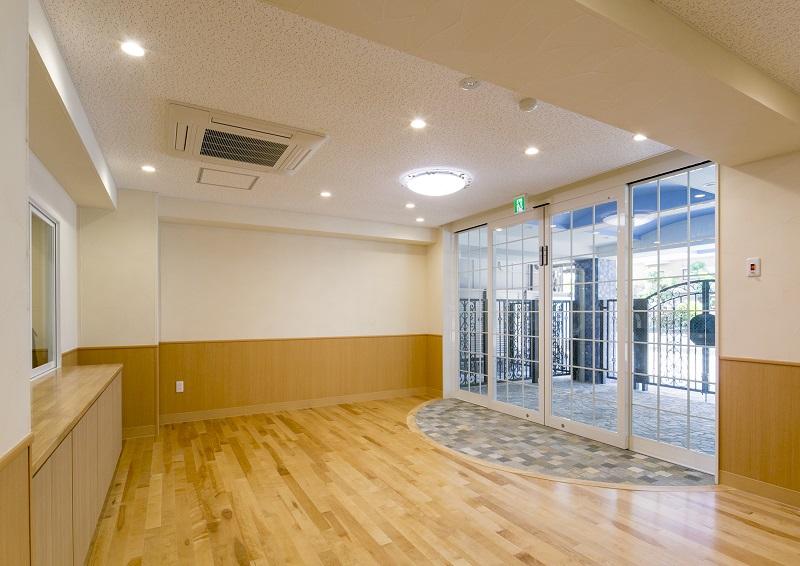 神戸市東灘区 保育園新築工事イメージ03