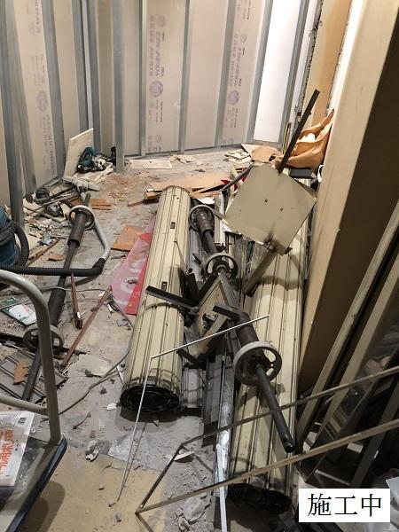 宝塚市 店舗 解体工事イメージ06