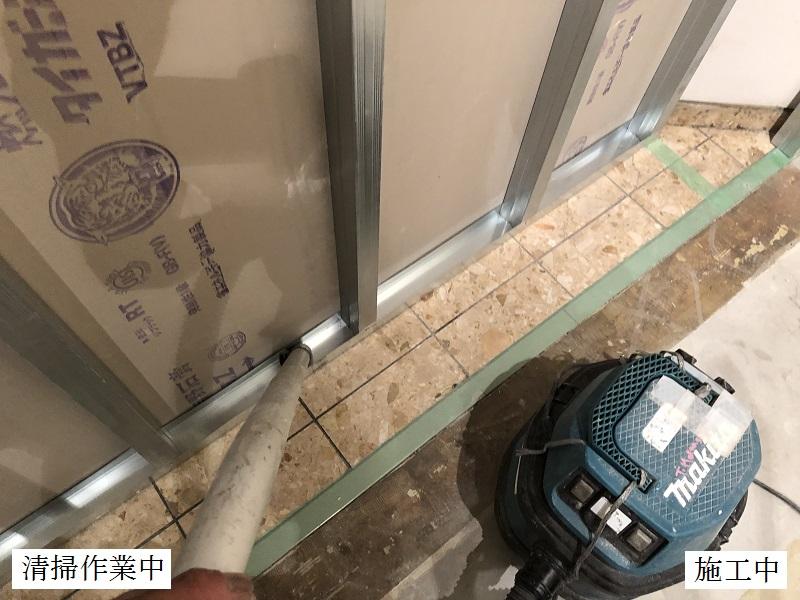 宝塚市 店舗 解体工事イメージ08