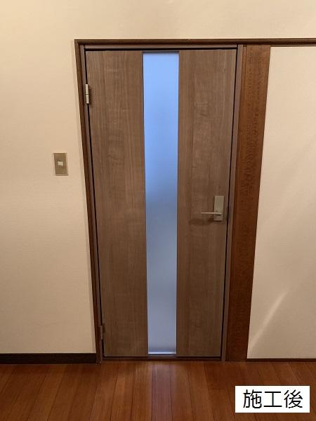 宝塚市 個人邸 内装ドア取替工事イメージ01
