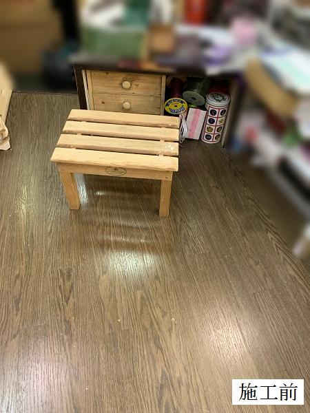 宝塚市 店舗 カウンター内床改修工事イメージ07