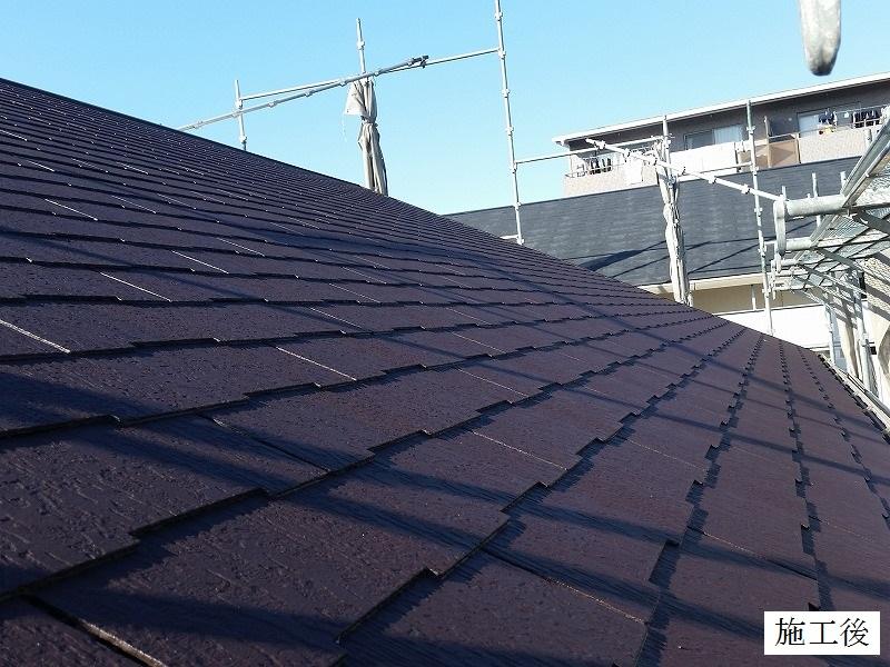 尼崎市 屋根塗装イメージ01