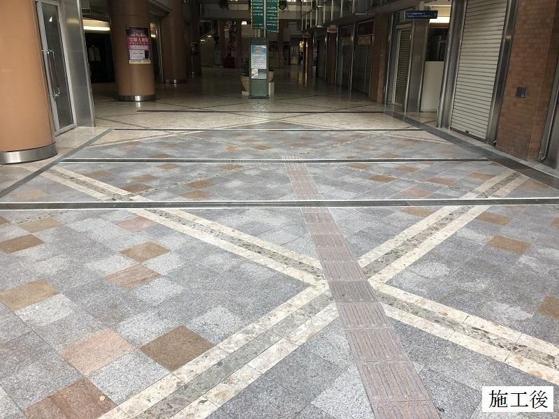 宝塚市 商業施設 アーケード雨水対策工事イメージ01