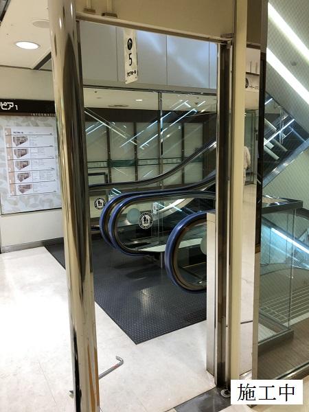 宝塚市 商業施設 防火扉修繕イメージ05