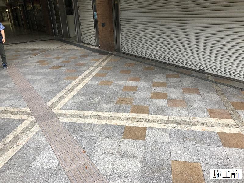 宝塚市 商業施設 アーケード雨水対策工事イメージ03