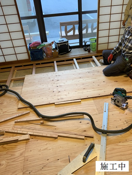宝塚市 施設 和室改修工事イメージ06