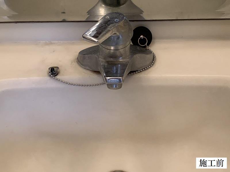 宝塚市 キッチン・洗面台・浴室洗い場 各水栓取替イメージ04