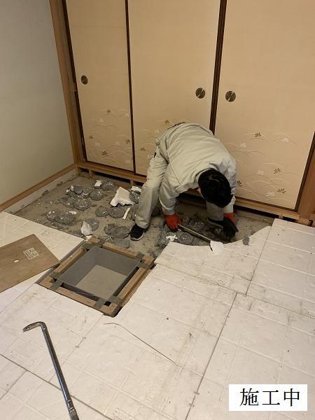 宝塚市 施設 和室改修工事イメージ03