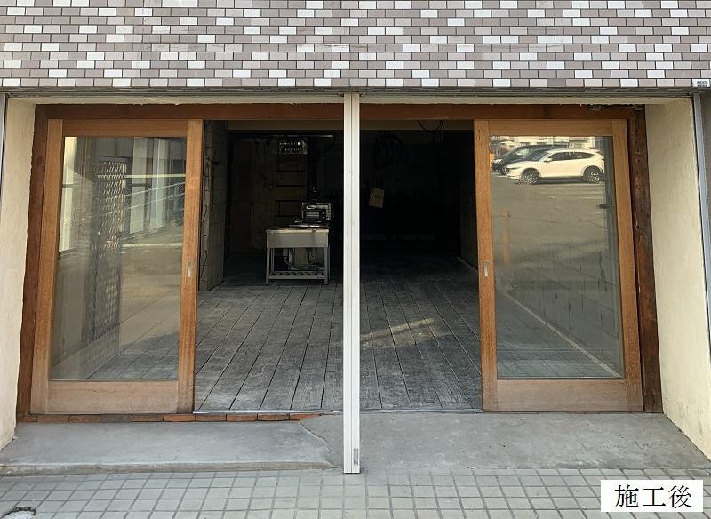 宝塚市 店舗 内部解体撤去工事イメージ03