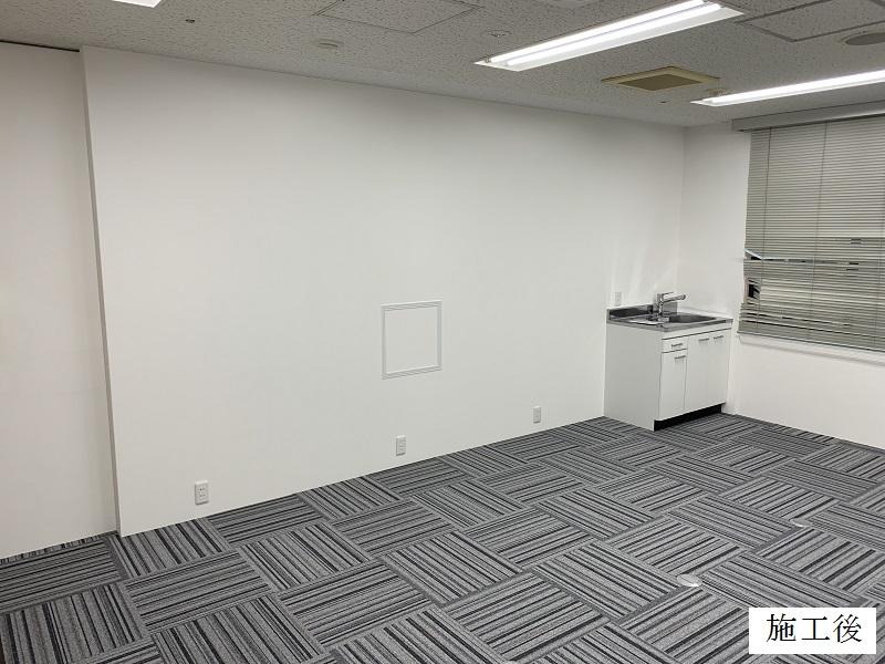 宝塚市 福祉施設 調理室改修工事イメージ05
