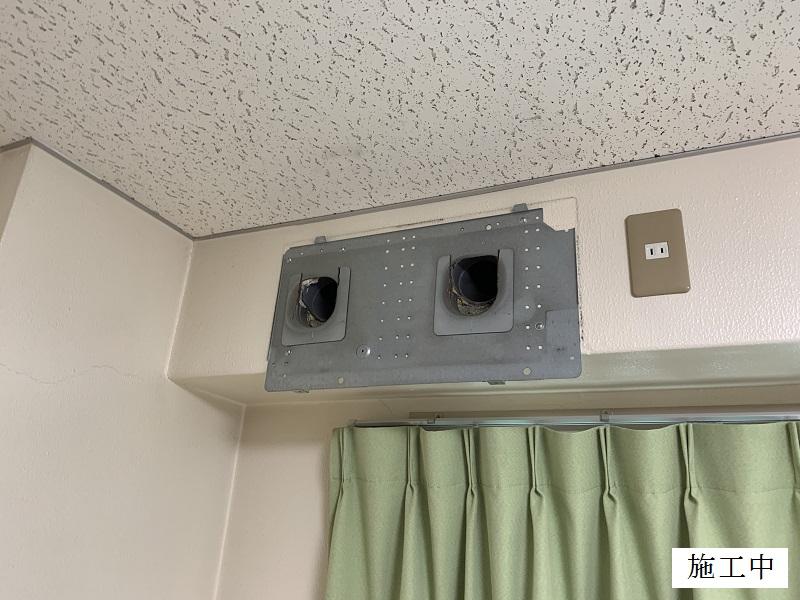宝塚市 福祉施設 テレビ台造作・各種修繕工事イメージ08