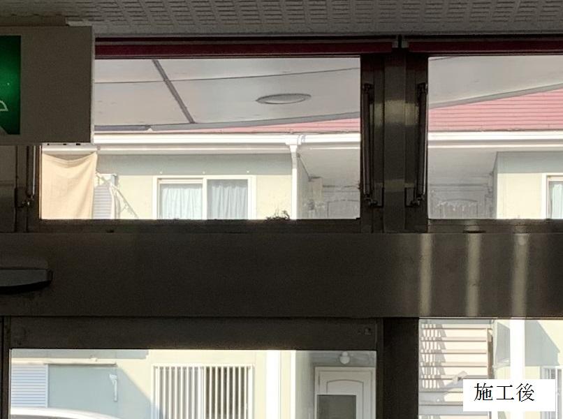 宝塚市 福祉施設 テレビ台造作・各種修繕工事イメージ05