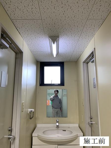 宝塚市 ビルディング トイレ改修工事イメージ07