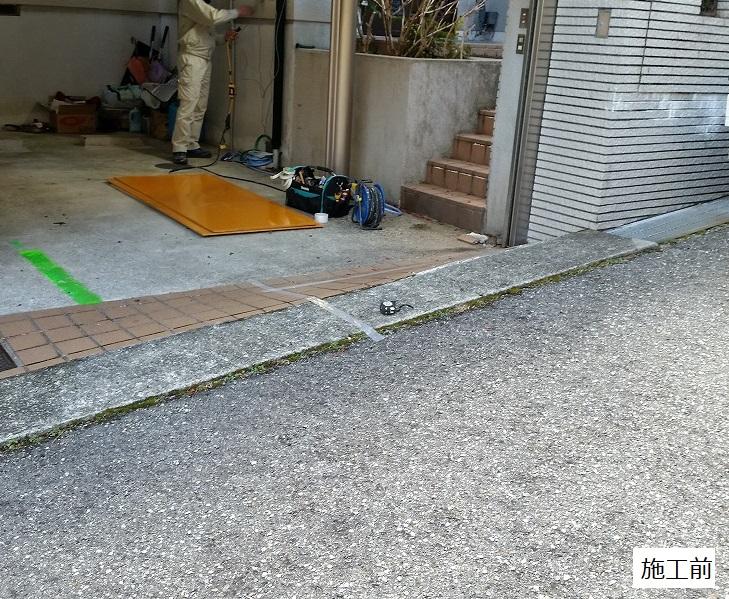 宝塚市 車庫前改修工事イメージ04