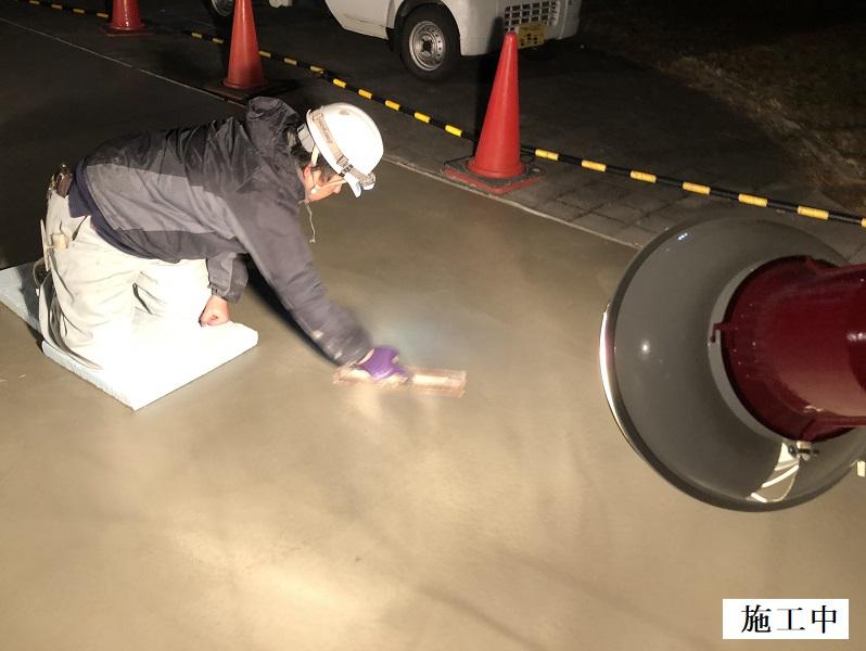 池田市 施設 玄関前舗装補修工事イメージ09