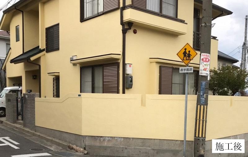 宝塚市 外壁塗装工事イメージ01