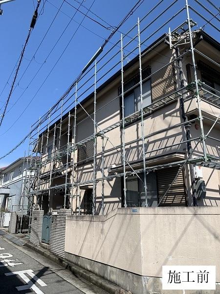 宝塚市 外壁塗装工事イメージ02
