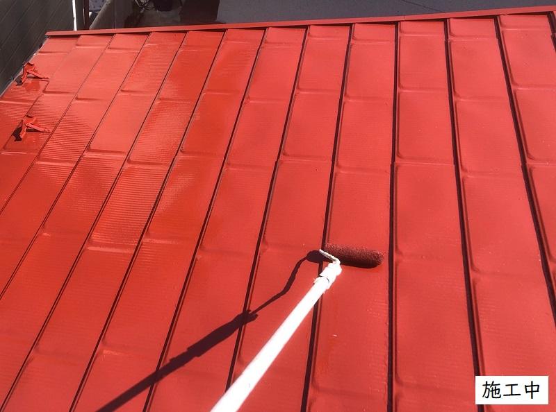 西宮市 屋根塗装工事イメージ09